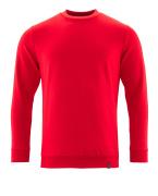 20284-962-202 Sweatshirt - Rouge trafic