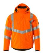 20535-231-14 Winterjacke - hi-vis Orange
