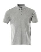 20683-787-08 Polo-Shirt - Grau-meliert