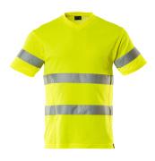 20882-995-17 T-Shirt - hi-vis Gelb