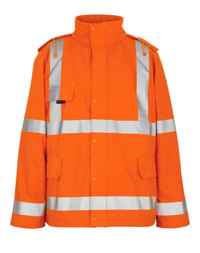 50101-814-14 Veste de pluie - Hi-vis orange