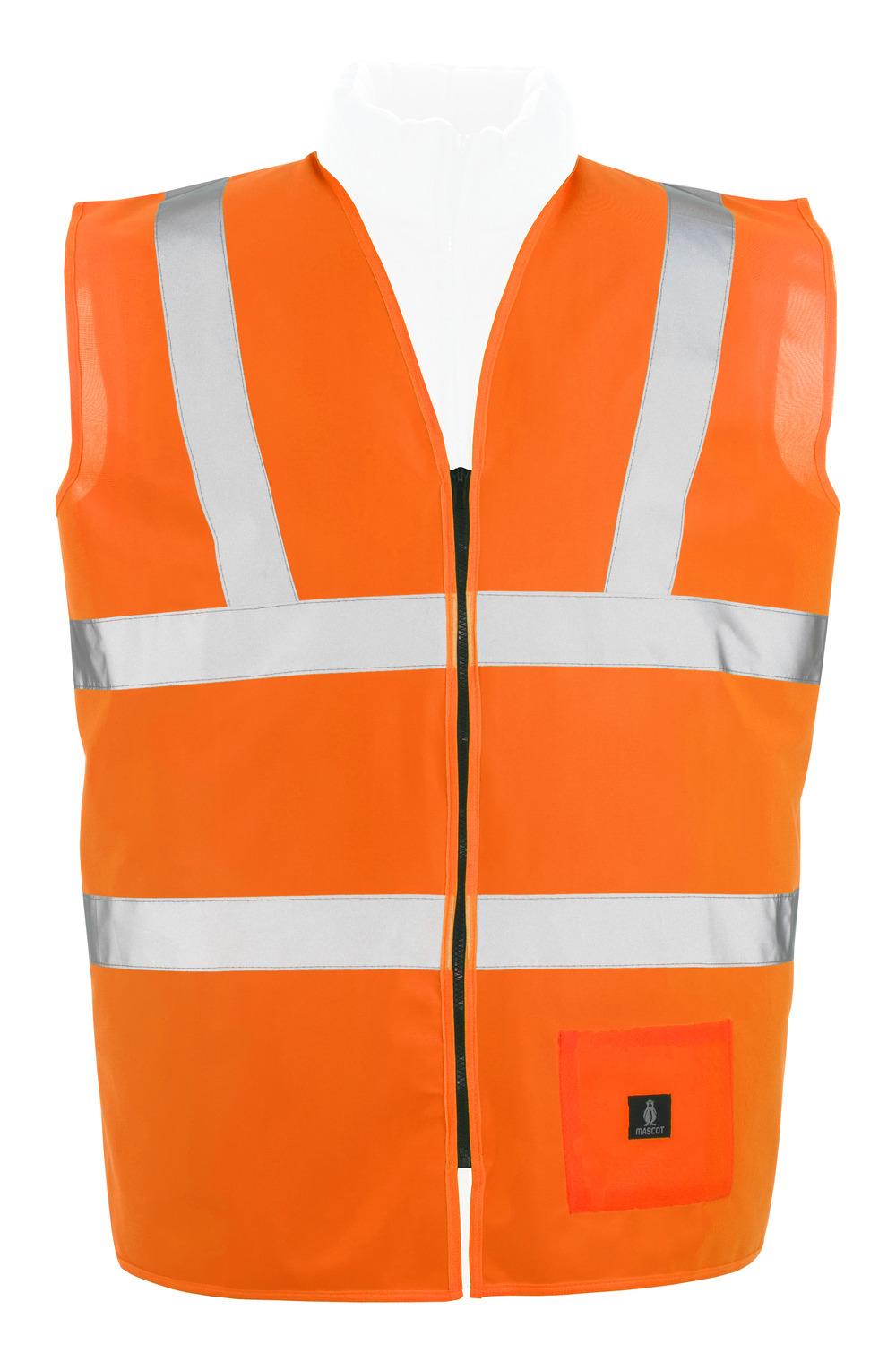 50107-310-14 Warnschutzweste - hi-vis Orange