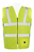 50107-310-17 Warnschutzweste - hi-vis Gelb