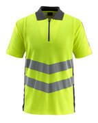 50130-933-1718 Polo-Shirt - hi-vis Gelb/Dunkelanthrazit