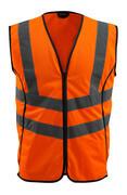 50145-977-14 Warnschutzweste - hi-vis Orange