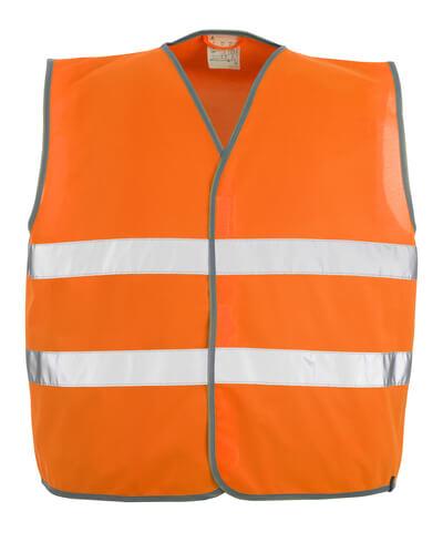 50187-874-14 Warnschutzweste - hi-vis Orange