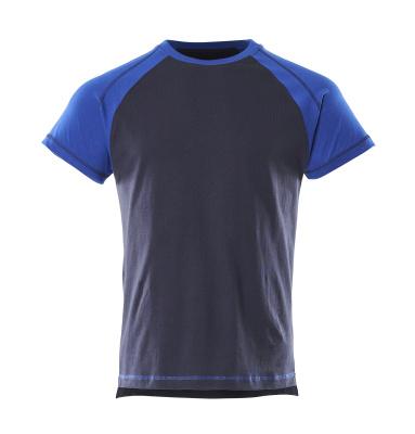 50301-250-111 T-Shirt - Marine/Kornblau