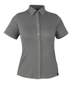 50374-863-118 Chemise, manches courtes - Anthracite clair