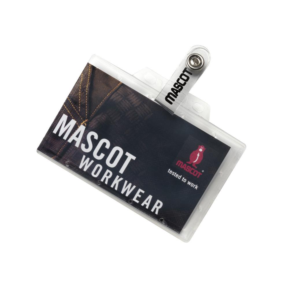 50413-990-A56 Porte-badge - Transparent