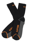 50454-913-09 Socken - Schwarz