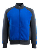 50565-963-11010 Sweatshirt - Kornblau/Schwarzblau
