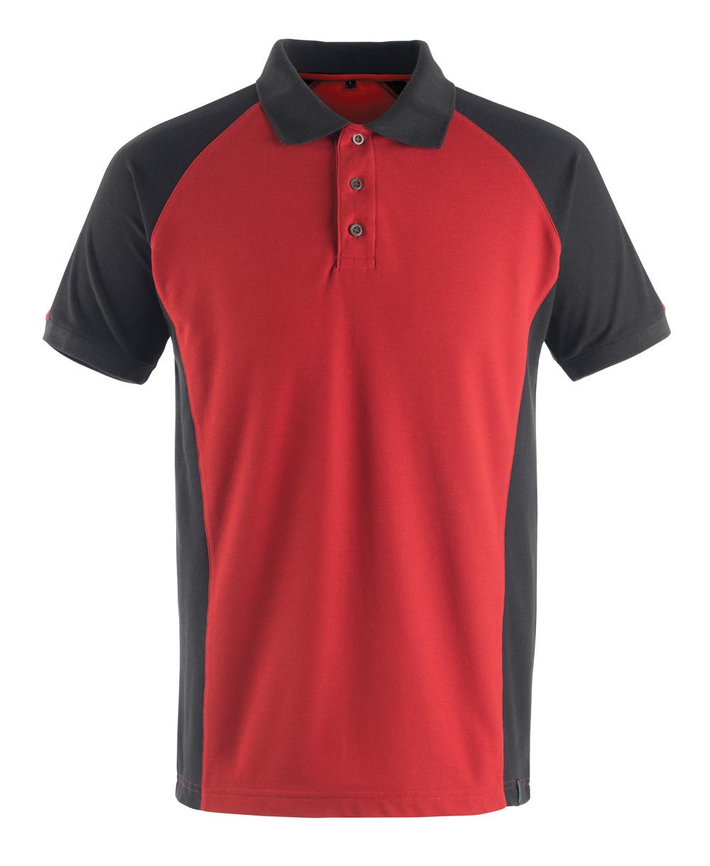 50569-961-0209 Polo - Rouge/Noir