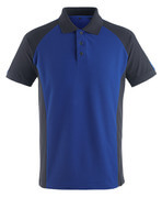 50569-961-11010 Polo - Bleu roi/Marine foncé