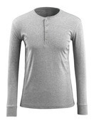 50581-964-08 Langarm T-Shirt - Grau