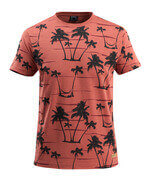 50596-983-84 T-shirt - Rouge brique