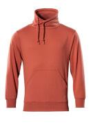 50598-280-84 Sweatshirt - Rostbraun