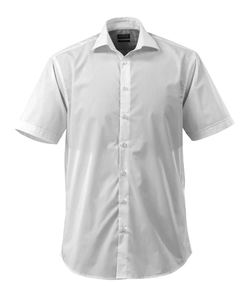 50632-984-06 Hemd, Kurzarm - Weiß