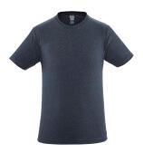 51579-965-66 T-Shirt - Gewaschener dunkler Denim