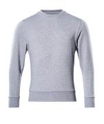 51580-966-08 Sweatshirt - Grau-meliert