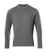 51580-966-18 Sweatshirt - Dunkelanthrazit
