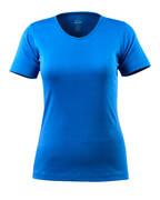 51584-967-91 T-Shirt - Azurblau