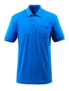 51586-968-91 Polo avec poche poitrine - Bleu olympien
