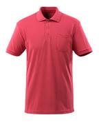 51586-968-96 Polo avec poche poitrine - Framboise