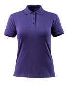 51588-969-95 Polo-Shirt - Blauviolett