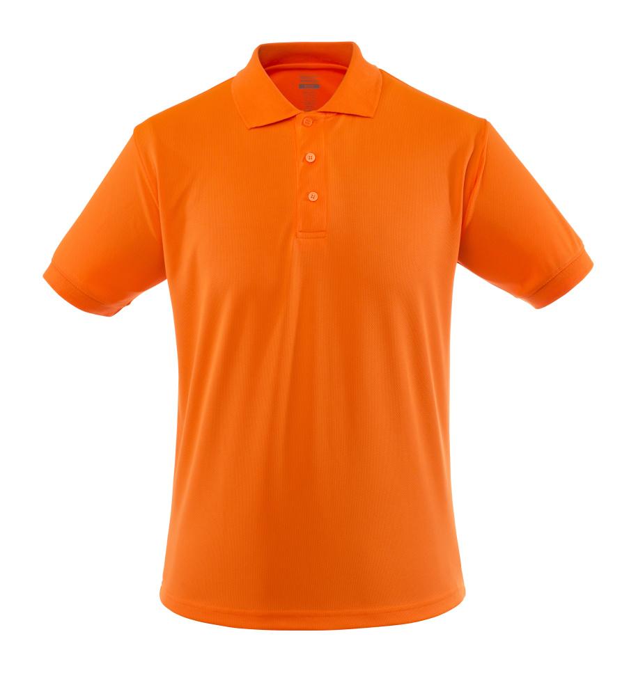 51626-949-14 Polo-Shirt - hi-vis Orange