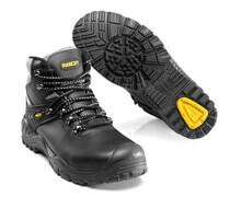 F0074-902-0907 Bottes de sécurité - Noir/jaune