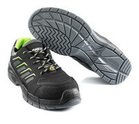 F0108-937-09 Chaussure de sécurité - Noir