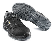 F0111-937-09 Chaussure de sécurité - Noir