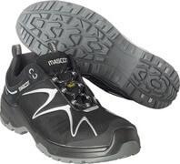 F0121-770-09880 Chaussure de sécurité - Noir/Argent