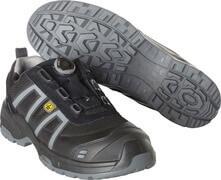F0125-773-09118 Chaussure de sécurité - noir/anthracite clair