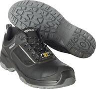 F0126-774-09880 Chaussure de sécurité - Noir/Argent