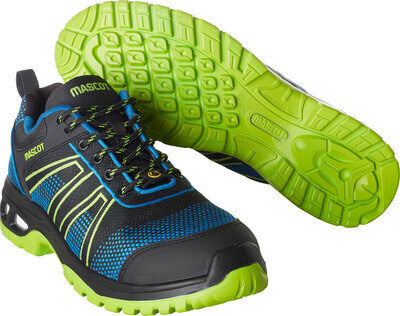 F0130-849-09888 Chaussure de sécurité - Noir/Anthracite