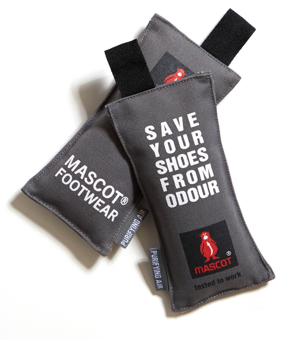 FT093-980-888 Charbon activé - Désodorisants à chaussures - Anthracite